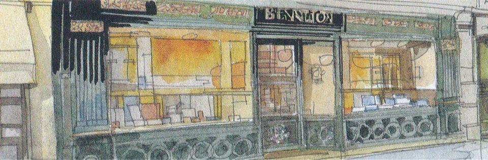 Benetton Graveur