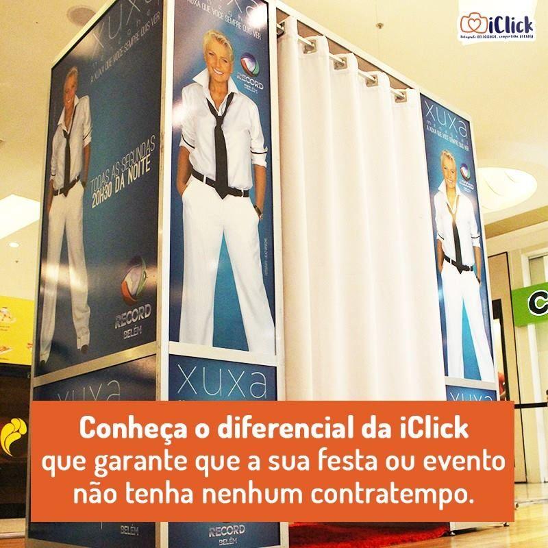 iClick Cabine Fotográfica