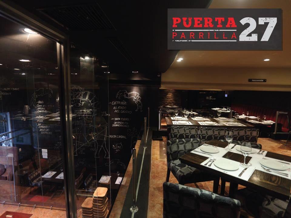 Puerta 27