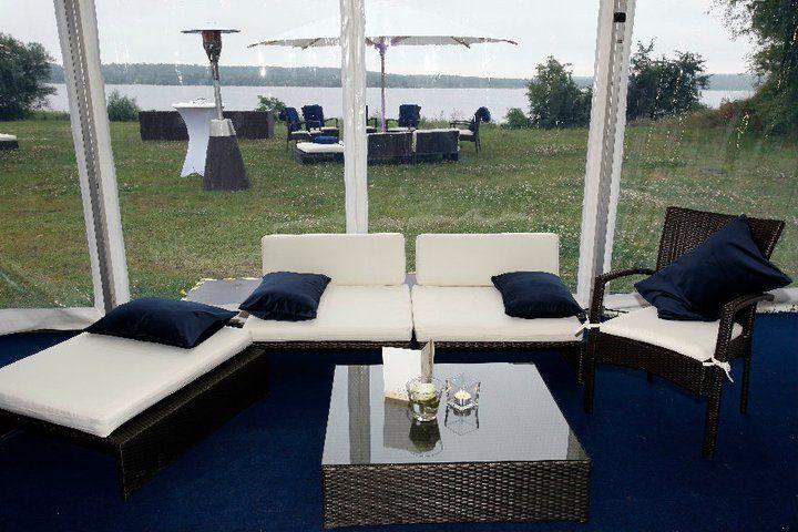Beispiel: Sitzmöbel, Foto: Alles für Ihre Party.