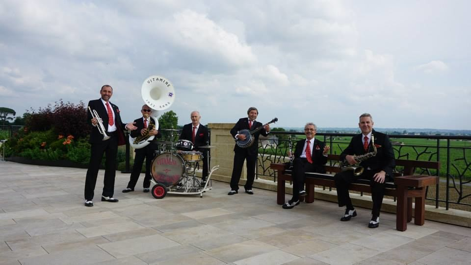 Le Vitamine Jazz Band