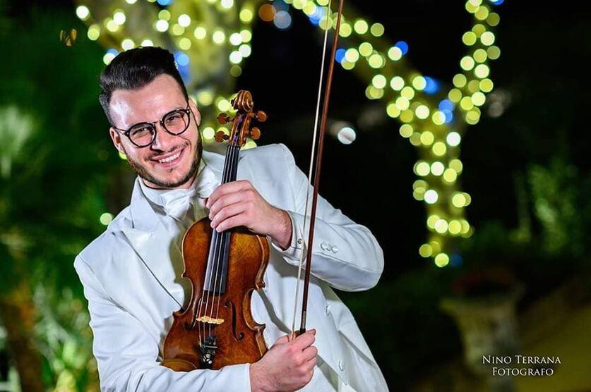Leandro Renzi Violinista