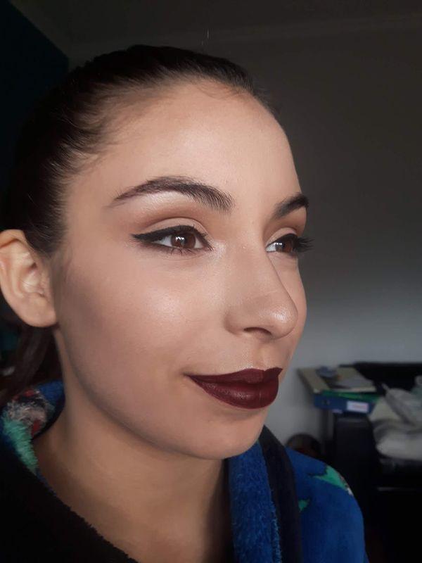 Xana Nunes Makeup