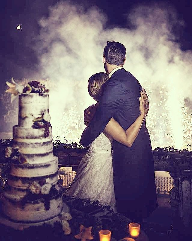 Bar Pasticceria Sieni  Wedding Cake