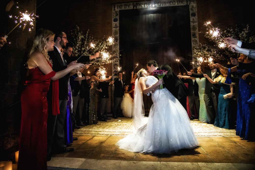 Foca • Casamento na Catedral Anglicana