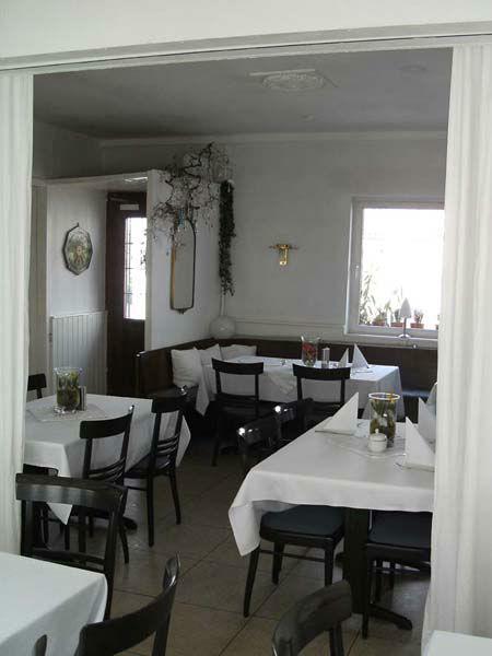 Beispiel: Gastraum, Foto: Schützenhaus Handschuhsheim.