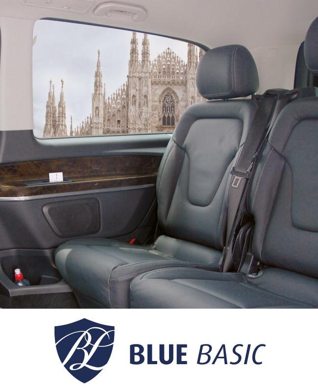 Blue Limousine ncc