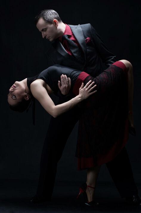 Tango íntimo