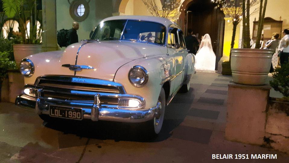 Belair 1951 Marfim