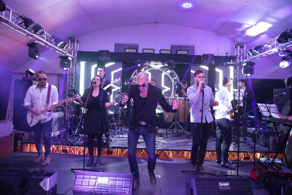 The Real Band Santa Monica