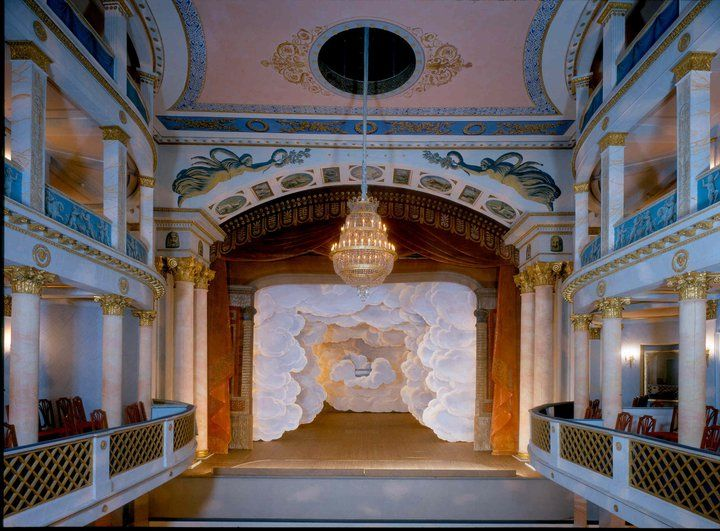 Beispiel: Schlosstheater, Foto: Schloss Ludwigsburg.