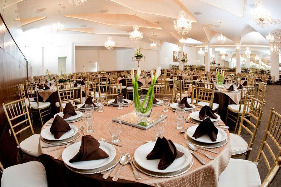 Salones Señorial, espacios sofisticados para bodas y eventos en el DF
