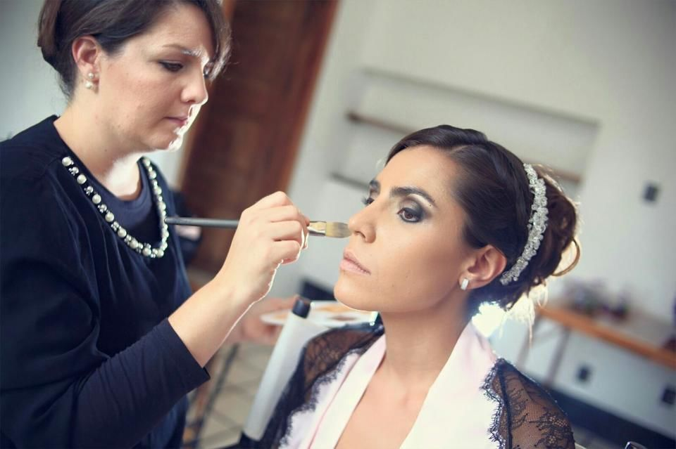 Nicky McDermott Make Up Artist