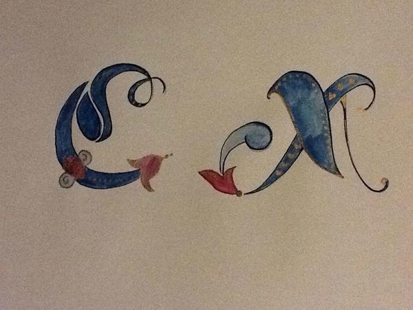 Cristina Mingolla Arti Calligrafiche