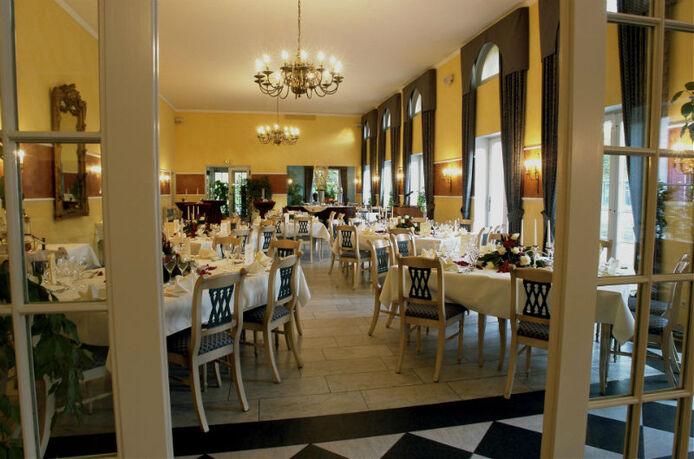 Beispiel: Prinzensaal, Foto: Schloss Gastronomie Kaisergarten.