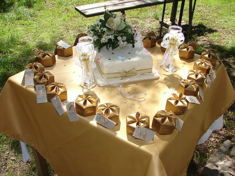 Matrimonio en la Posada Café La Huerta