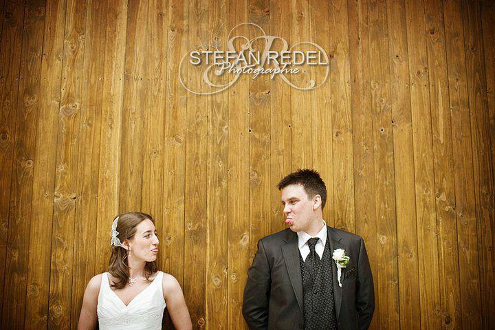 Beispiel: Portrait des Brautpaares, Foto: Stefan Redel Photographie.