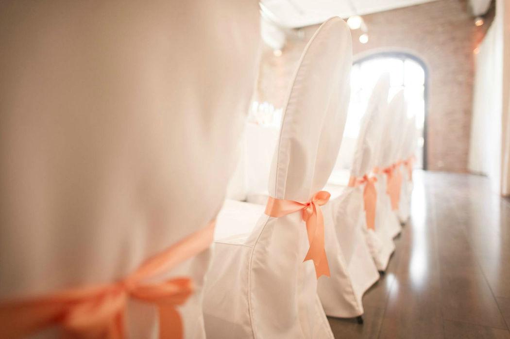 Beispiel: Hochzeitsdekoration, Foto: 2C SpreeQuartier.