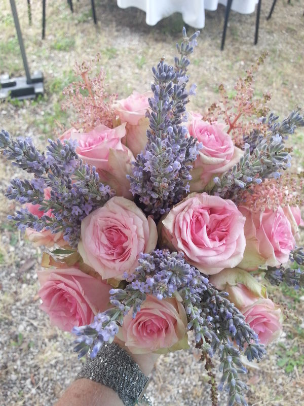 Eco-country wedding - Bouquet sposa