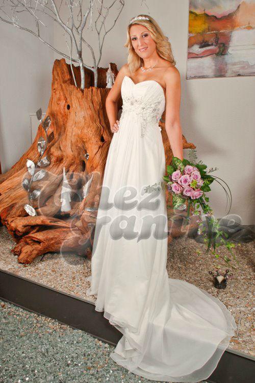 Beispiel: Brautmode auf 4 Etagen, Foto: Chez Janine.