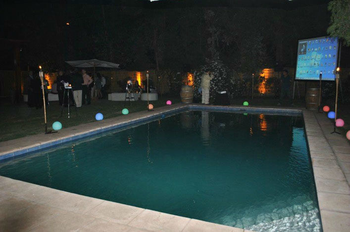 Casona Santa Micaela.