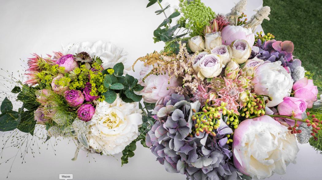 El ingrediente principal: las flores