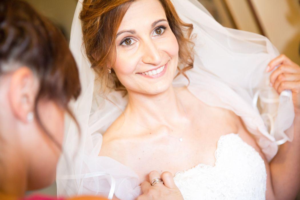 Sara Visentin Make-Up Artist