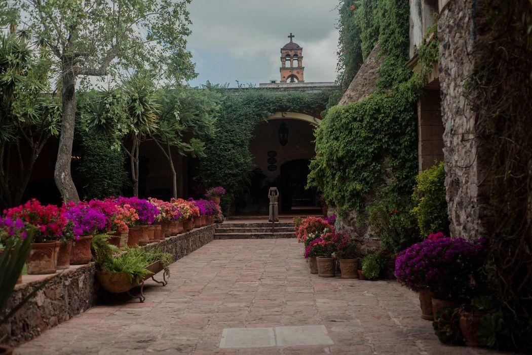 Hacienda Viborillas Querétaro