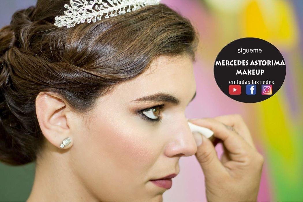 Mercedes Astorima Make Up