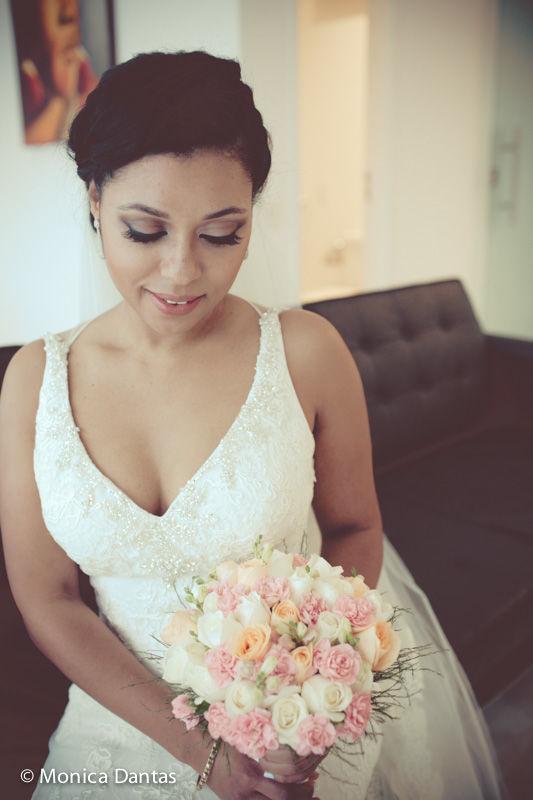 Noiva Real foto: Monica Dantas