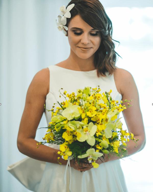 Nosso buquê maravilhoso, para uma noiva maravilhosa!
