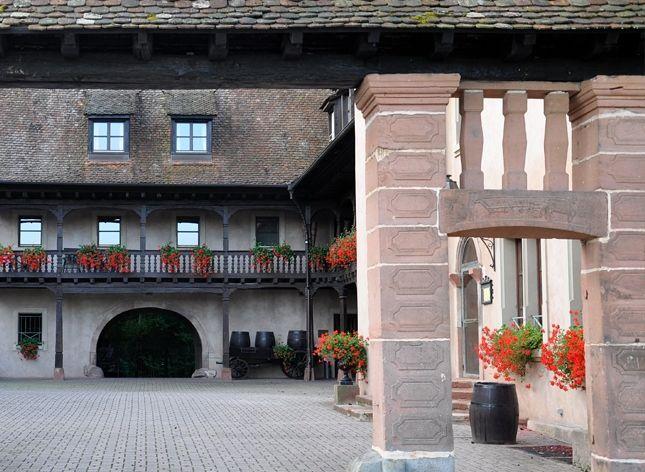 La Cour de Honau