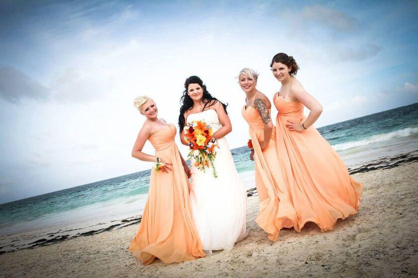 7.- Destination Wedding