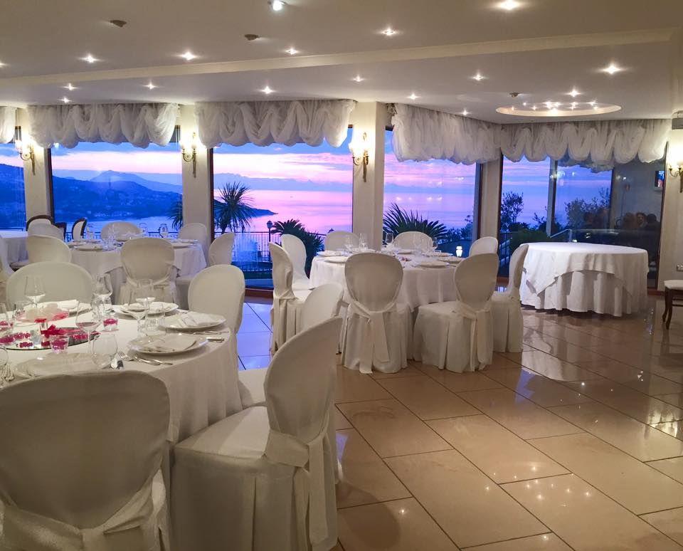 sala al tramonto