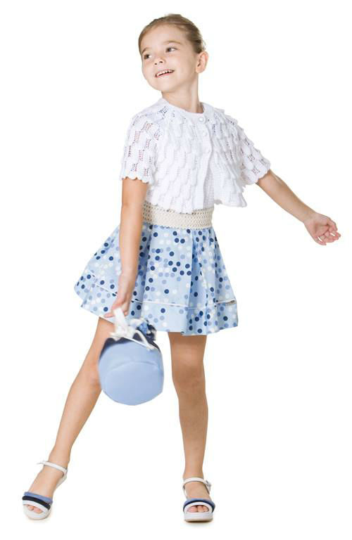 Pili Carrera es ropa de niño en Monterrey.