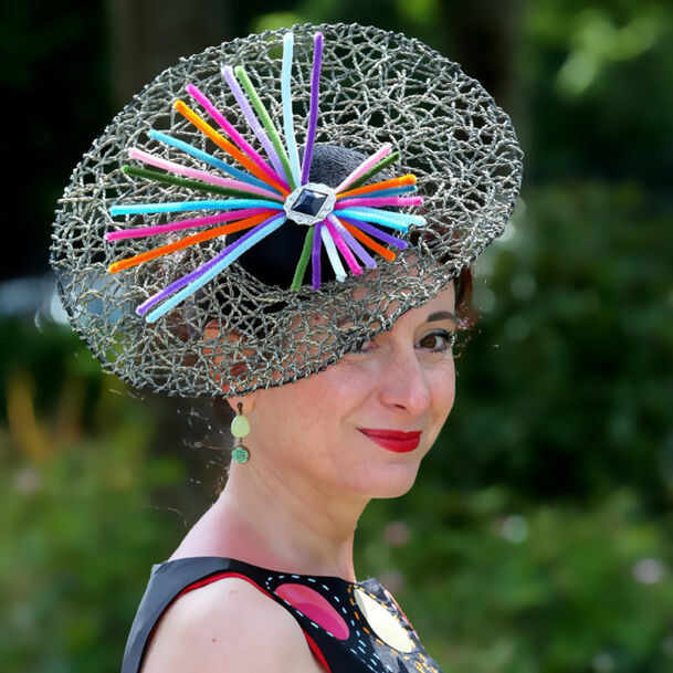 Sylvia Martinez Couture Hats