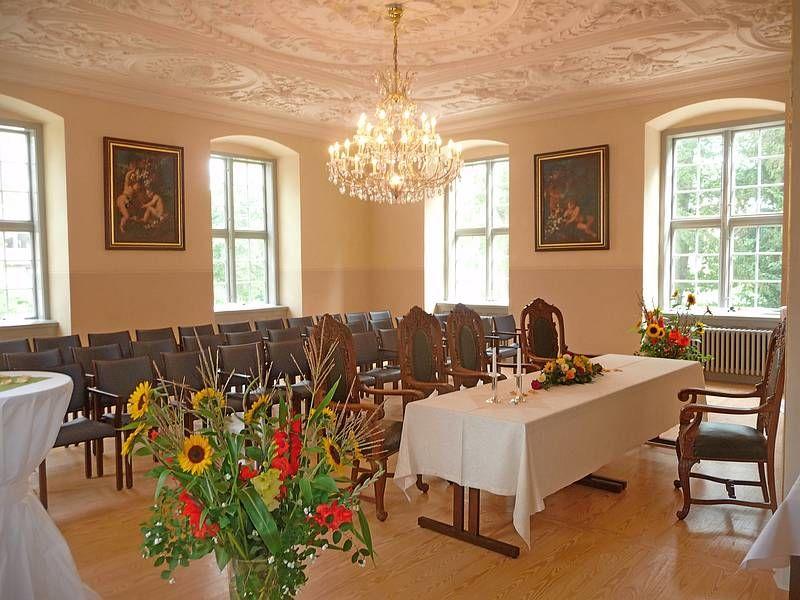 Schloss Hagen Hochzeit