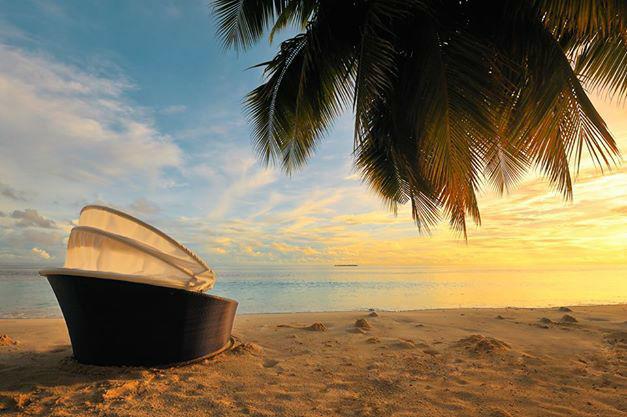 Beispiel: Sonnenuntergang, Foto: Robinson Club.