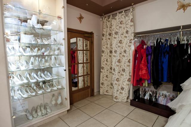 MYSTIQUE, salon sukien ślubnych