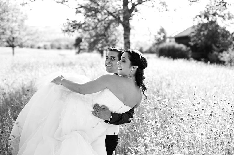 Beispiel: Paar-Shooting, Foto: The Wedding Day Photography.