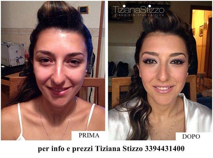 Tiziana Stizzo Visagista Truccatrice