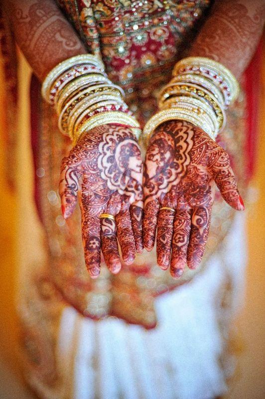 Casamento Indiano, Mendhi