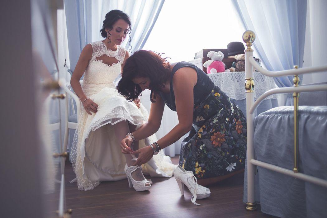 Zapatos de novia - OhQueFoto