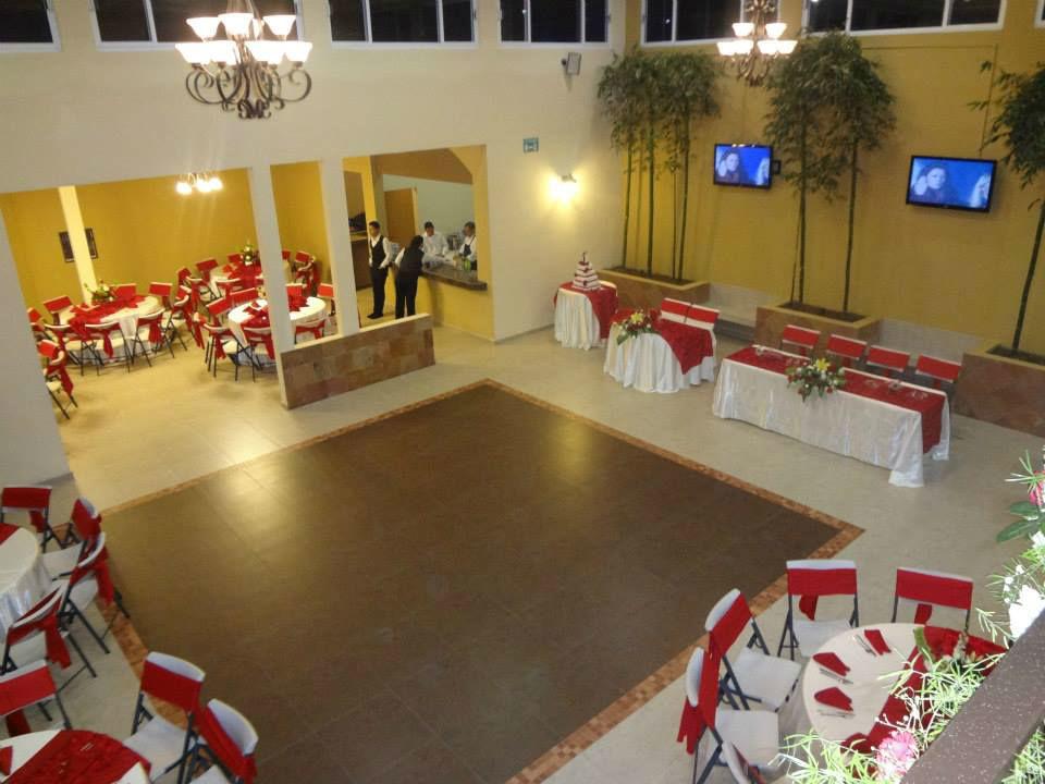 Salon de Eventos Bamboo