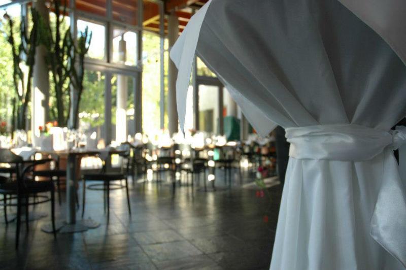 Beispiel: Atrium, Foto: Restaurant Art.