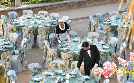 Grupo La Toja Catering Jaén