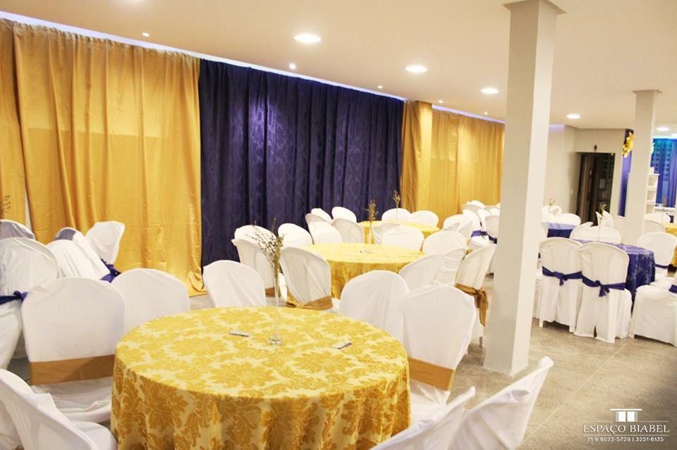 Espaço BiaBel - Eventos e Cerimonial