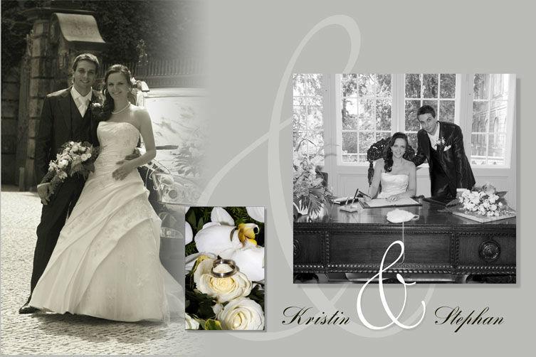 Beispiel: Klassische Hochzeitsfotos, Foto: Hochzeitsfotografie Berlin.