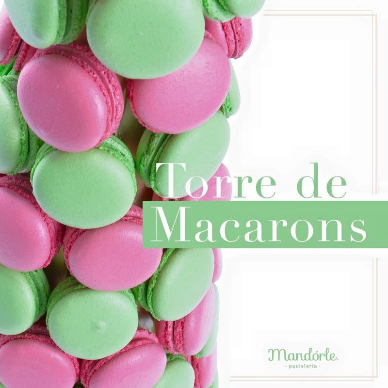 Mandorle Macarons