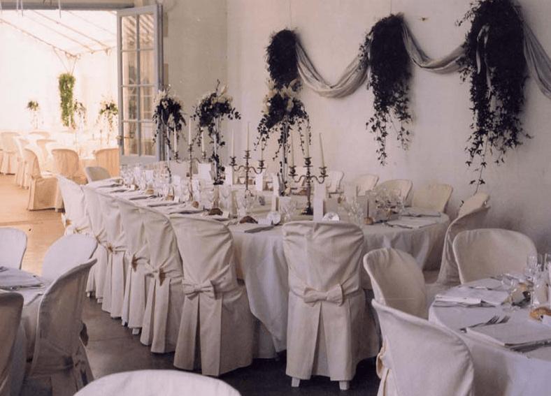 Orangerie de Maulny - la salle